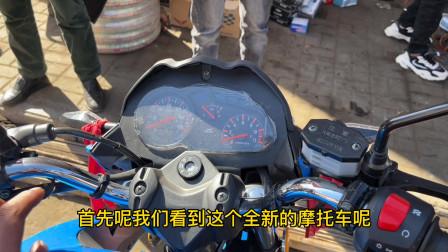 新摩托车如何保养?已加字幕