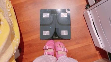生活vlog-8小时减肥第10天