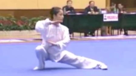 邱慧芳老师:罕见的.太极拳精彩表演!