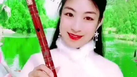 《一帘幽梦》竹笛版,E调一节瑾儿乐坊演奏精品笛子