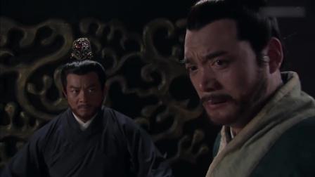 韩信:钟离昧得知被当棋子,害了挚友韩信,心累告别项羽!