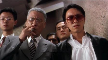 吴孟达少有的反派角色电影《食神》网友:不愧是经典中的经典!