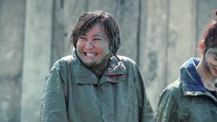 奔跑吧兄弟:贾玲最终把数字交给了林允,带着小妹一起获得胜利