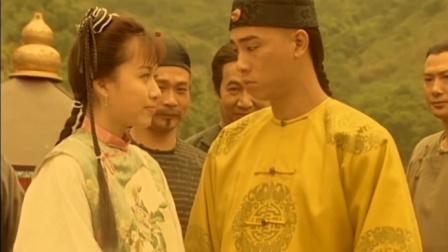 鹿鼎记:韦小宝太会撩妹了,曾柔小可爱被他拿捏的死死的