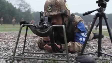 画面宛若大片!陆军驻渝某综合训练基地教练员综合比武