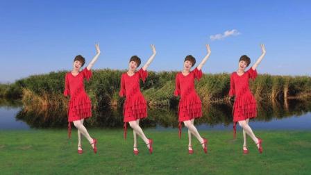 今天是三月三,为你新创16步甜歌美舞《三月三》愿你开心每一天
