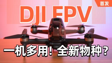 大疆 DJI FPV首发体验 : 比穿越机更好的选择?