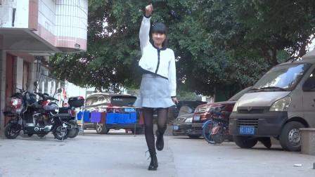 永东广场舞  你若春风