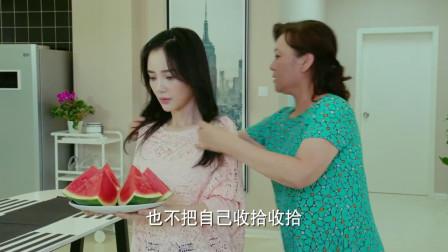 母女争吵之中,安谧突然说错话中伤到妈妈,太扎心了