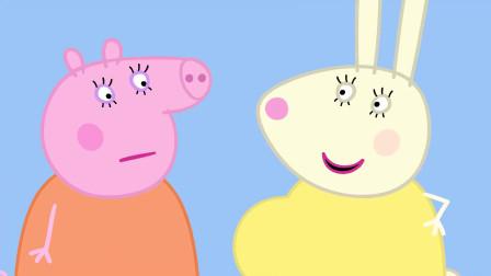 小猪佩奇:佩奇喜欢宝宝,宝宝还没出生,就已经把名字想好了!
