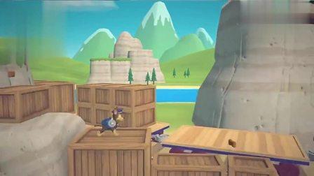 游戏汪汪队森林大冒险_阿奇把石头上的缺口补上,得到一块金牌