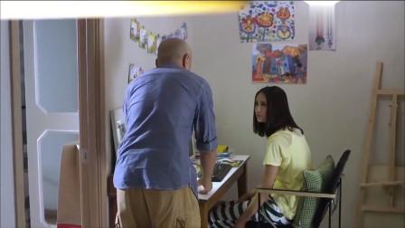 大男当婚:管林带走女儿,刘晨曦精气神都散了,哭着和女儿打视频