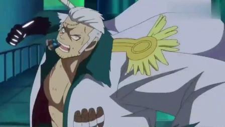 海贼王:中将之间存在很大的实力差距维尔戈和烟鬼就是很好的例子