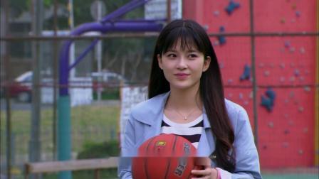 因为爱情:齐霁给媛媛一个机会报答他,让媛媛跟他们一起来场球赛