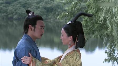 韩信:虞姬表白韩信:你和项羽都是我的梦,美人难过英雄关!