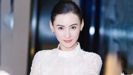 张柏芝首次曝料:若当年嫁他或许不会离婚