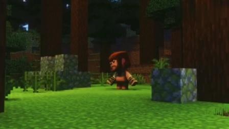 当迷你世界的酋长来到我的世界会怎么样呢?