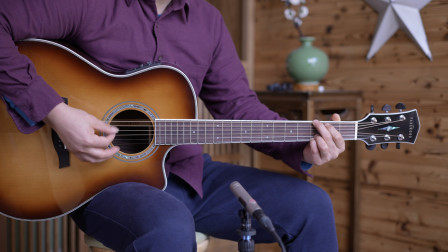 派克吾徳 Parkwood PW288 GACE 吉他评测
