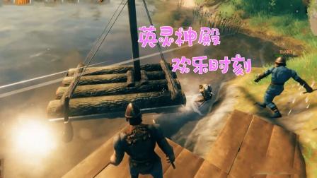 【天骐】英灵神殿欢乐时刻 第一次出海全军覆没