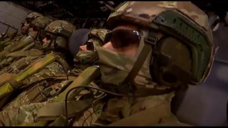 水下幽灵,俄罗斯海军特种部队风采展示
