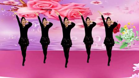 情歌广场舞《幸福的爱你一辈子》美妙的旋律 百听不厌