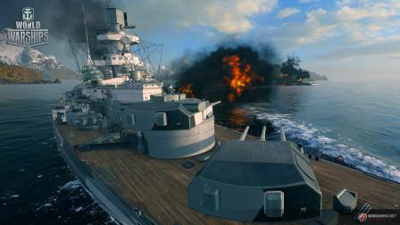【战舰世界欧战天空】第1337期 死于话多的波美拉尼亚