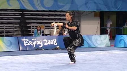 北京2008武术套路比赛 男子器械 男子剑术 009