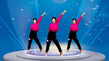 广场舞教学《发光的大叔》春晚火了,32步时尚更健身