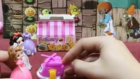 搞笑玩具:这傻飞机,都把公主气晕了