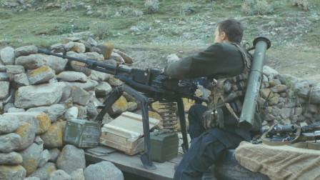 这才是凶残战争片,为救人质士兵潜入恐怖分子老巢,大开杀戒
