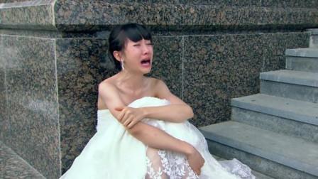 新娘早就知道丈夫和闺蜜不愧,故意在婚礼当天揭发两人