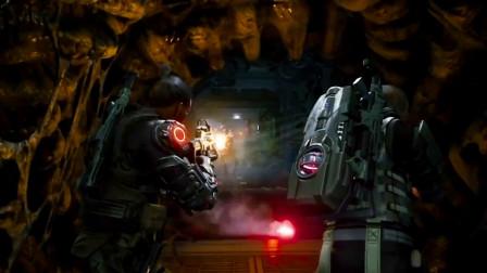 第三人称生存射击游戏《异形:火力小队》预告