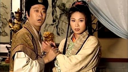 洗冤录:宋慈和聂枫正打情骂俏,唐思突然回来,这下尴尬了