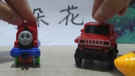 玩具:你喜欢小火车吗?