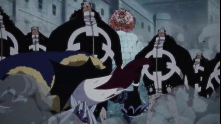 海贼王:都说莫利亚最弱七武海,可是他是唯一一个被路飞他们群殴