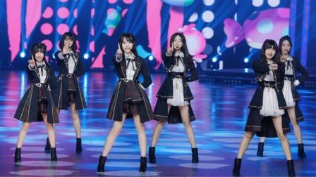AKB48 TEAM SH活力开唱,元气少女魅力无限 安徽元宵 20210226