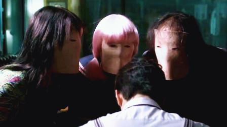 男孩乘电梯闯入异世界,家人全变无脸怪物,为逃脱他不惜自戳双眼