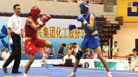 第十二届全运会武术散打比赛 女子06单元 006