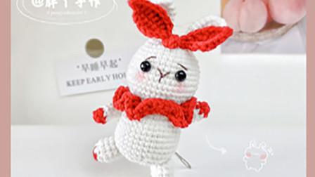 胖丫手作 芭蕾舞小兔子教程