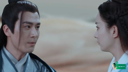 小凡再见碧瑶时,她却不记得小凡,小凡感叹:这样也好