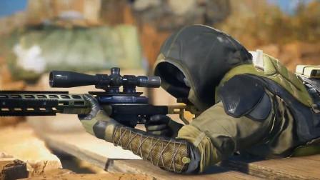 《狙击手幽灵战士契约2》预告
