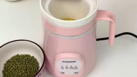 多功能电炖锅,煮粥炖汤太方便了!