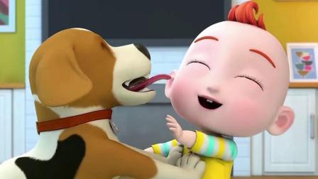 超级宝贝JOJO:你笑起来真好看