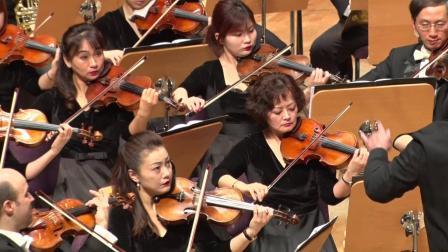 布鲁克纳 F小调交响曲 第二乐章 吕嘉指挥上海爱乐乐团