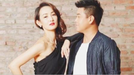 38岁王皓身价千万,娇妻颜值逆天舞姿妖娆,看到身材后网友酸了