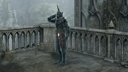 佐楠先生PS5【4K】《恶魔之魂:重制版》一起来欣赏一下【贯穿骑士装】吧