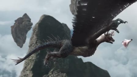 吞天兽,一头生于天地开辟前的怪物,是上古魔君的坐骑