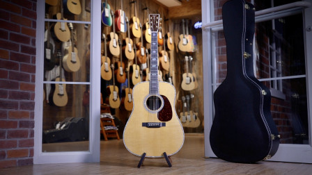 是不是你的Dream Guitar?马丁Martin D45 吉他赏析