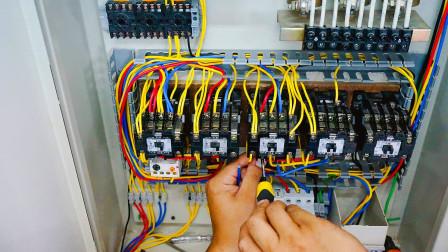 学电工看不懂电气施工图纸,不会接线怎么办?好方法让你一学就会