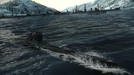 【欧战天空】猎杀潜航4远东U艇作战记第五期 夜袭马达加斯加
